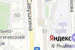 Схема проезда до компании Цунами в Астрахани