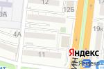 Схема проезда до компании Библиотека №6 в Астрахани