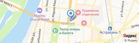 kari на карте Астрахани