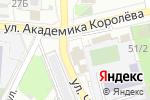 Схема проезда до компании Фонд социального страхования РФ в Астрахани
