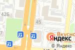 Схема проезда до компании Управление Федеральной службы государственной регистрации, кадастра и картографии по Астраханской области в Астрахани