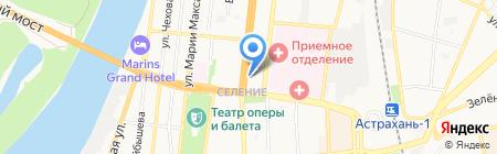 Росреестр на карте Астрахани
