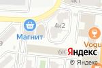 Схема проезда до компании InfoLife в Астрахани