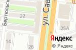 Схема проезда до компании ПАП в Астрахани