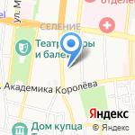 Компьютерная клиника №302 на карте Астрахани