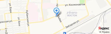 Гранд Мастер на карте Астрахани