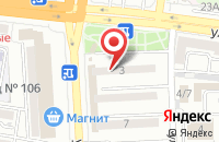 Схема проезда до компании АСТРАХАНЬ ТРЕЙД в Астрахани
