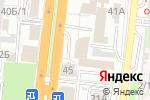 Схема проезда до компании Суперспецсервис в Астрахани