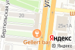Схема проезда до компании СКУПКА+ЛОМБАРД в Астрахани