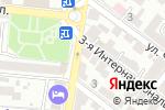 Схема проезда до компании Новая жизнь в Астрахани