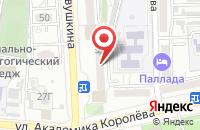 Схема проезда до компании Пронто-Астрахань в Астрахани