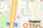 Схема проезда до компании OPI в Астрахани
