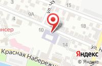 Схема проезда до компании ИМЭФ в Астрахани