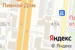 Схема проезда до компании Астраханский учебный центр ФПС, ФАУ ДПО в Астрахани