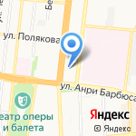 ТелекомСервис на карте Астрахани