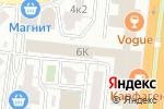 Схема проезда до компании Дружина в Астрахани