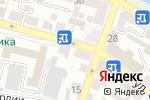 Схема проезда до компании Центр недвижимости в Астрахани