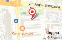 Схема проезда до компании Законность в Астрахани