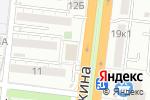 Схема проезда до компании Пенсионный, КПК в Астрахани