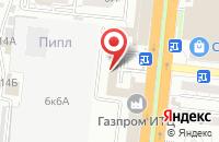 Схема проезда до компании Паблик Релейшн в Астрахани