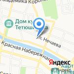 Астраханская межрайонная природоохранная прокуратура на карте Астрахани