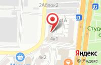 Схема проезда до компании Альфа-Принт в Астрахани