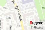 Схема проезда до компании Клиники Столицы в Астрахани
