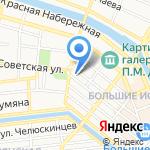 Галерея N на карте Астрахани
