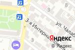Схема проезда до компании Городской Курорт Астрахань в Астрахани