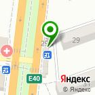 Местоположение компании Астра-Шар