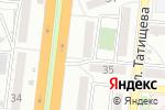 Схема проезда до компании Минбанк, ПАО в Астрахани