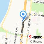 RAITA на карте Астрахани