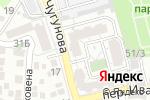 Схема проезда до компании Новый град, ТСЖ в Астрахани