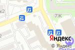 Схема проезда до компании Ретро в Астрахани