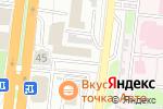 Схема проезда до компании Астрахань без Америки в Астрахани