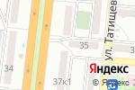 Схема проезда до компании Штиль в Астрахани
