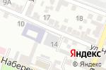 Схема проезда до компании Астраханьэнерго в Астрахани