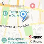 Лесная сказка на карте Астрахани