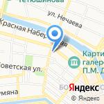 Mik`OS на карте Астрахани
