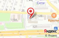 Схема проезда до компании Центр бизнес-образования и технологий в Астрахани