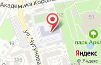 Схема проезда до компании Специальная коррекционная общеобразовательная школа-интернат для глухих детей в Астрахани