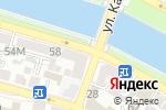 Схема проезда до компании Торгово-сервисная компания в Астрахани