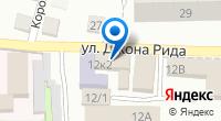 Компания АвегаСтрой на карте