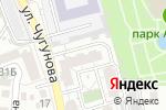 Схема проезда до компании Гинекологическая клиника доктора Бурова в Астрахани