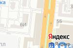 Схема проезда до компании Производственно-ремонтная фирма в Астрахани