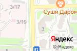 Схема проезда до компании ЭКО+, ЗАО в Астрахани