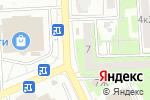 Схема проезда до компании Цветы Флоренции в Астрахани