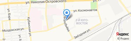 Mr.Крабс на карте Астрахани