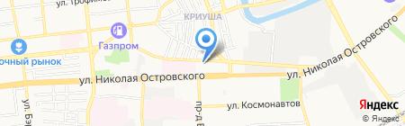Дом оценки консалтинга и аудита на карте Астрахани
