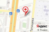 Схема проезда до компании Александровская Недвижимость в Астрахани